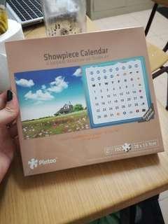 Showpiece Calendar #MFEB20
