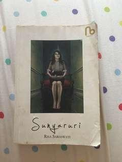Sunyaruri Novel