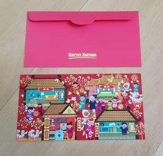 New Harvey Norman 2019 Red Packet Ang Bao