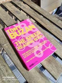 TON BUZAN the speed reading book
