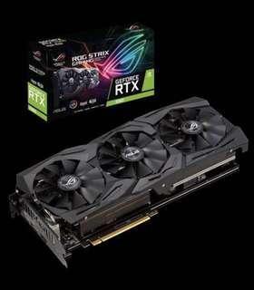 Asus Strix RTX 2060 6GB