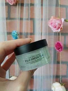 The Body Shop - Fuji Green Tea Exfoliating Gel Body Scrub