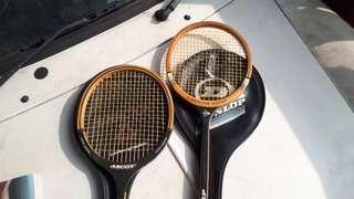 Vintage Squash Racket dunlop ascot