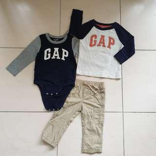 🚚 baby gap(18-24)