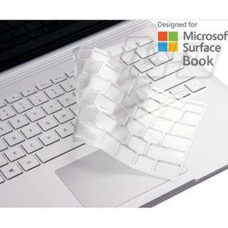 Premium Keyboard Cover Microsoft Surface Book / 2 Soft-Touch Ultra Thin TPU Protective Skin