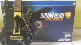 PS3 Guitar Hero Live (Guitar Controller)