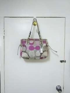 Auth Coach shoulder bag