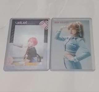 Red Velvet Official Wendy Postcards