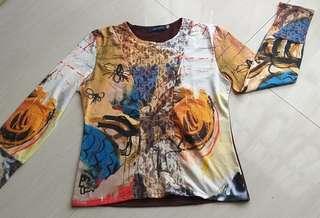 Preloved Simplicity shirt, size L