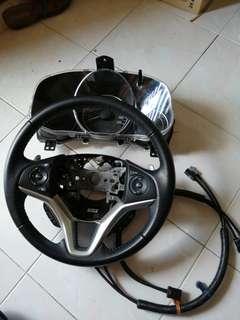 Jazz Gk5 Meter Steering