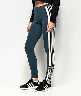 Adidas Original Adibreak 3 Stripes Leggings