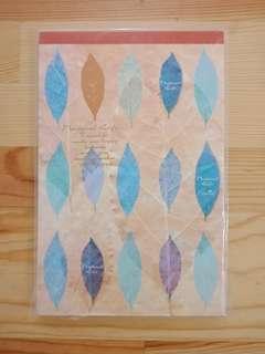 Buku kertas surat fancy 004