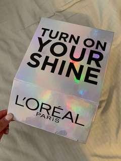 L'Oréal colour Riche shine