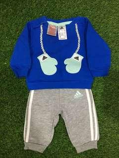 Adidas set for baby