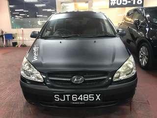 Hyundai Getz 1.1M