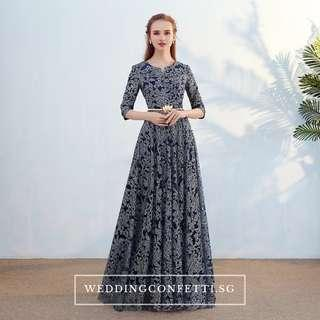 Long Sleeves Gowns