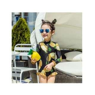 Baju renang anak pineapple