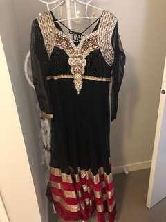 Indian formal dress