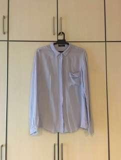 Mango MNG Flowy Shirt