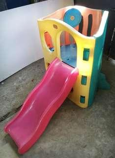 Slide and Climb Set - Little Tikes