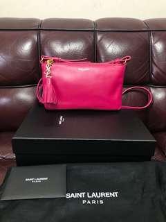 全新saint laurent Paris bag woc new (原價$4950)