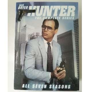 Hunter the complete series (1-7)