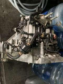 Honda stream and RSZ gearbox