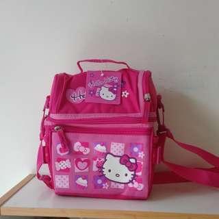 全新 保溫袋 保暖袋 Hello Kitty