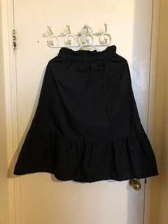 Uniqlo Mid-Length Skirt