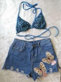 Swimwear bra