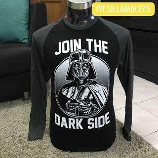 Star Wars longsleeves tshirt