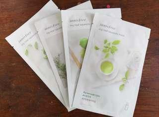 Innisfree' my real squeeze mask