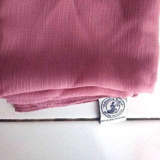 🌹Square Pink Umama Scarf