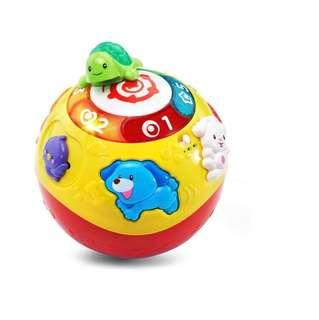 BNIB Vtech Wriggle & Crawl Ball