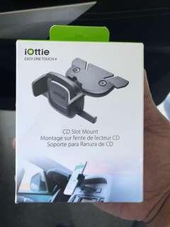 Iottie cd slot phone holder