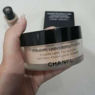 chanel loose powder original