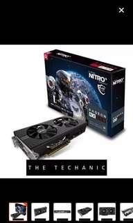 Sapphire rx 570 4gb (negotiable)