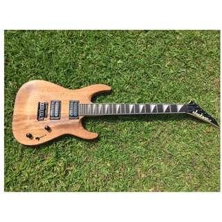 Jackson Guitar JS SERIES DINKY™ ARCH TOP JS22 DKA, ROSEWOOD FINGERBOARD, NATURAL OIL