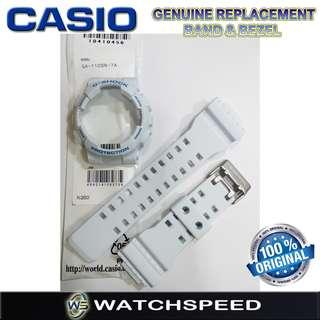 🚚 GA-110SN-7A Original Replacement Band and Bezel for Casio G-Shock