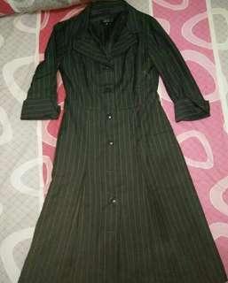 dress stripes baju kerja