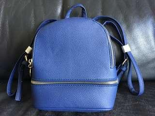 Cotton On Rubi blue backpack