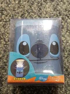 Disney 迪士尼 史迪仔 Stitch 發光投影燈