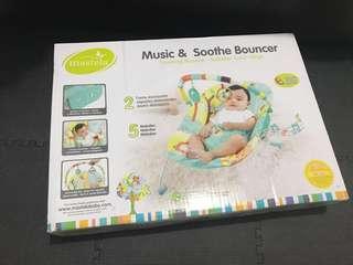 Mastela Music & Soothe Bouncer