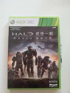 Xbox 360 games Halo x 2, each HKD30
