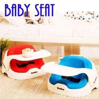 WOW MOM BABY CONVERTIBLE BOOSTER FLOOR SEAT