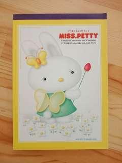 Buku kertas surat fancy 012