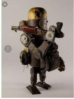 THREEA 3A ASHLEY WOOD 1/6 WWR DUTCH MERC BERTIE MK3 MODE A