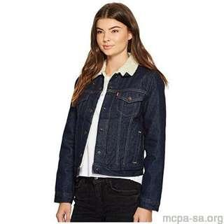 Levi's Denim Jacket Women 女裝 牛仔褸