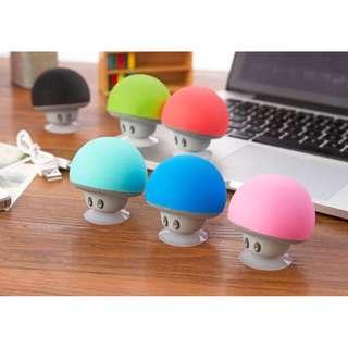 Mushroom Bluetooth Speakers