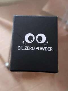 Moeta Oil Zero Powder
